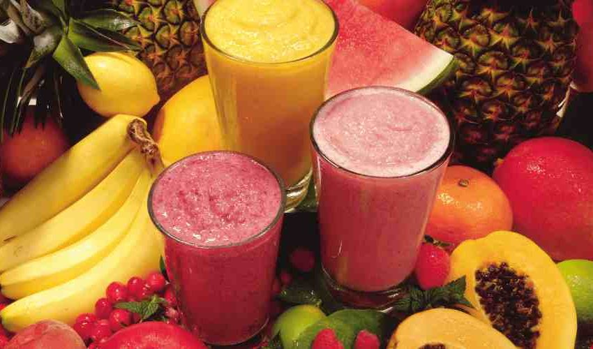 High Calorie Smoothies
